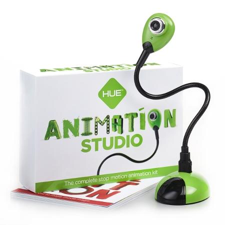 Studio d'animation pour la caméra Hue HD